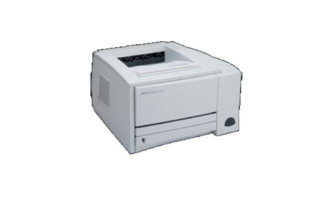 HP LaserJet 2200D - mit Duplex Laserdrucker C7058A