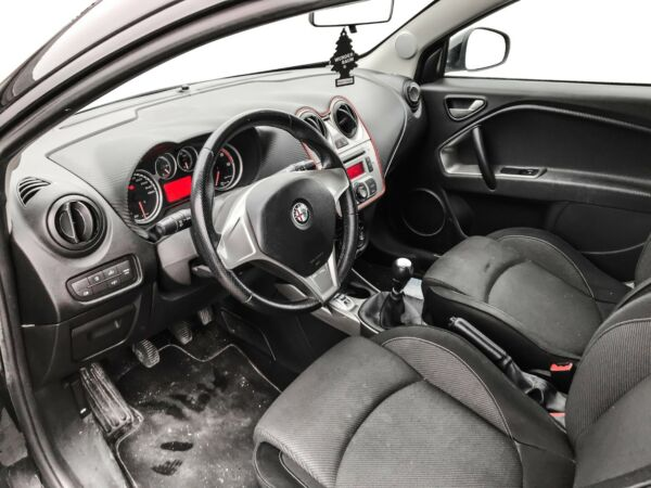 Alfa Romeo MiTo 1,3 JTD 95 Progression - billede 5
