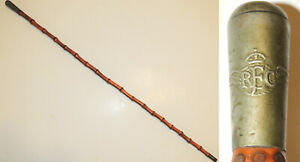 Nice-Canadian-WW1-RAF-RCAF-RFC-Royal-Flying-Corps-Officers-swagger-Stick