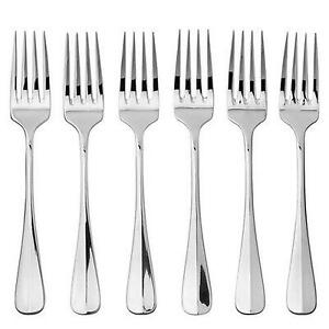 Oneida Savor Dinner Forks Set of 6