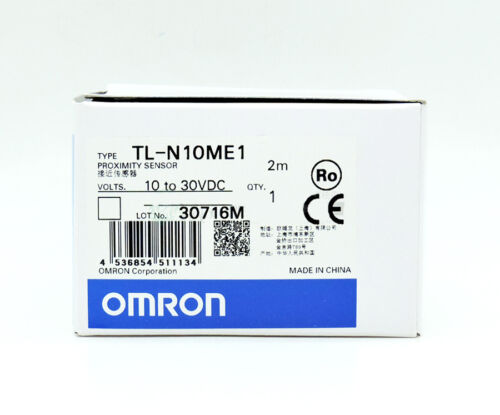 Omron TL-N10ME1 Photoelectric Switch New