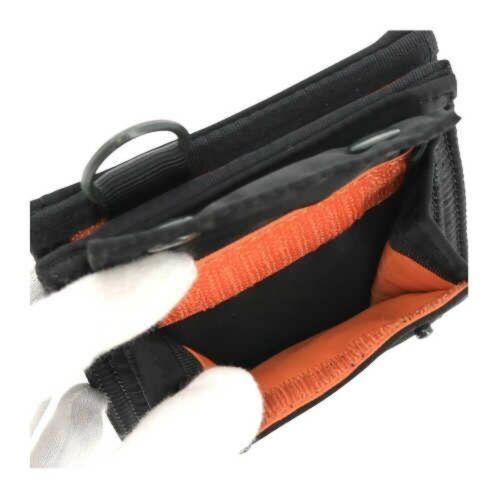 PORTER Yoshida Bag 622-68168 Bi Fold Wallet PORTER TANKER Black Japan Tracking