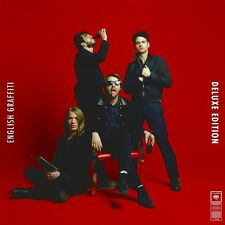 THE VACCINES - ENGLISH GRAFFITI (DELUXE)  CD NEU