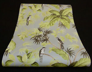 "05550-20 1 Rolle superschicke Design Tapete /""Tropical Paradise/"" Paradies-Vogel"