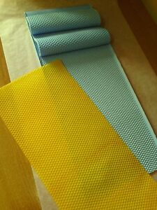 FLEXIBLE-SILICONE-PRESS-FOR-LR-BEESWAX-FOUNDATION-MACHINE-SEE-VIDEO