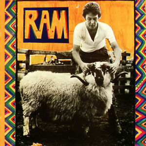 Paul McCartney RAM 180g +MP3s LIMITED EDITION New Sealed YELLOW COLORED VINYL LP