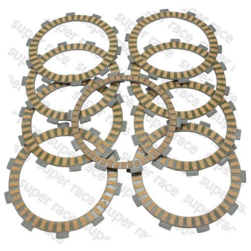 Stock Clutch Friction Plate Kits Set For Suzuki GSXR600 1997-2003 01 02 K1 K3 K4