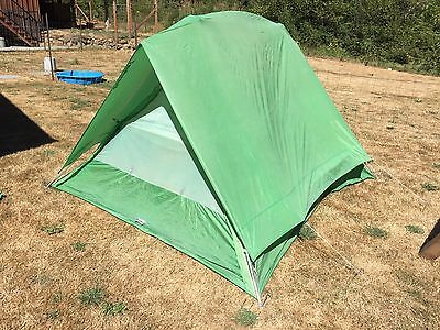 Eureka TL-4 Timberline 4 Tent green vintage with rain fly and vest & Tents collection on eBay!
