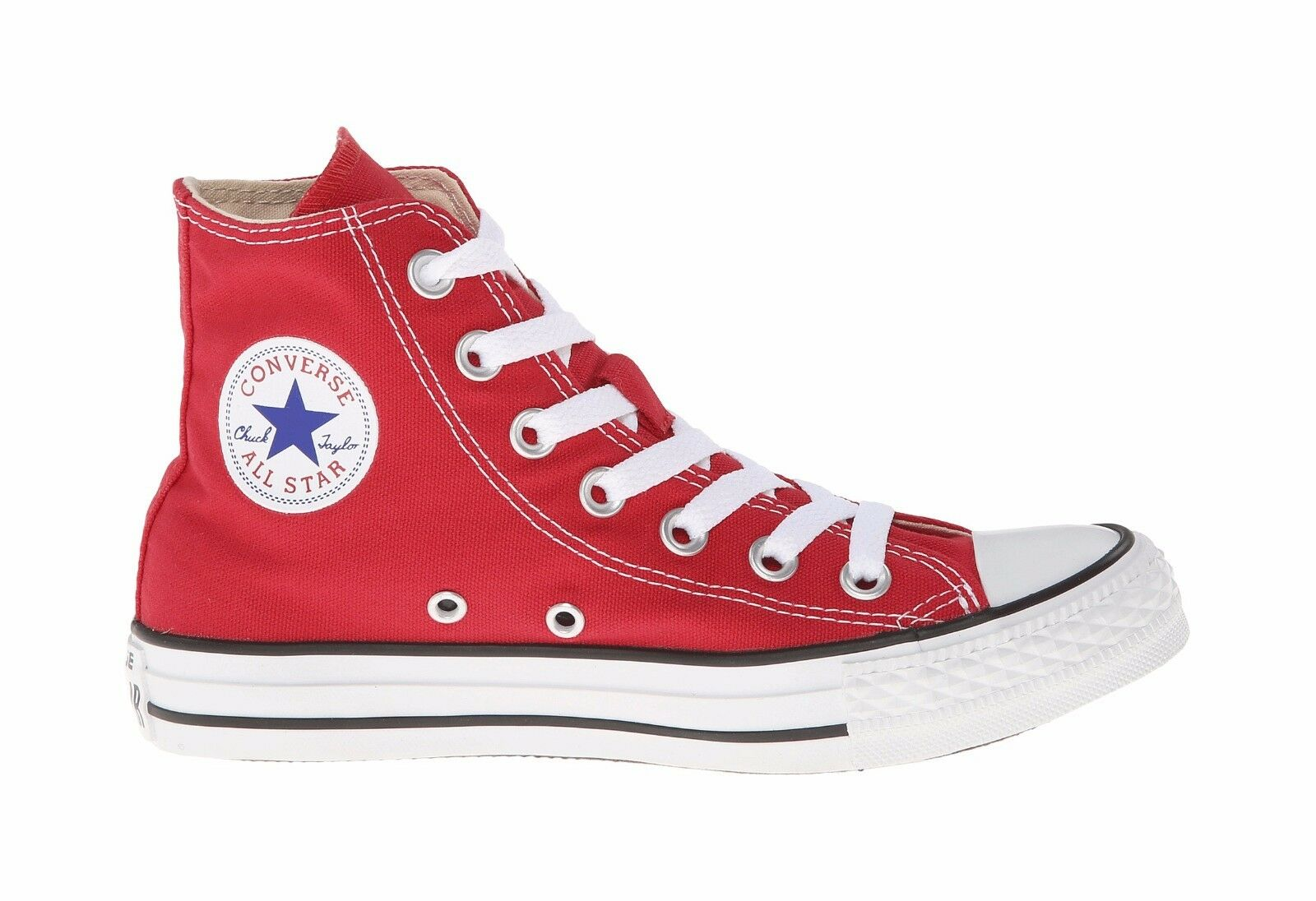 8bd045cd9fe1 Converse Chucks All Star Hi Shoes Trainers Leisure Red M9621 WOW EUR ...
