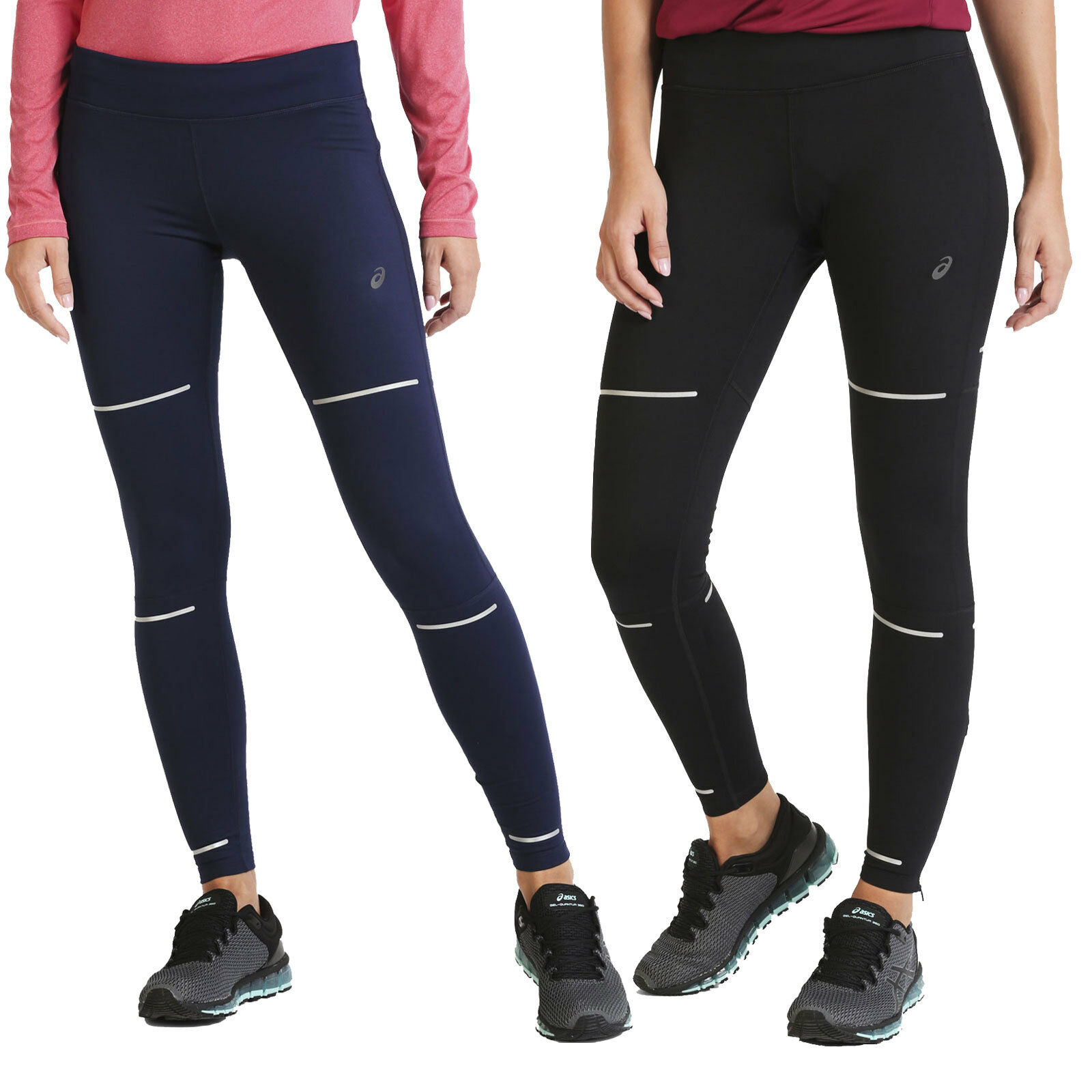 Asics Performance Lite-Show Winter Tight Damen-Laufhose Thermohose Jogging Hose