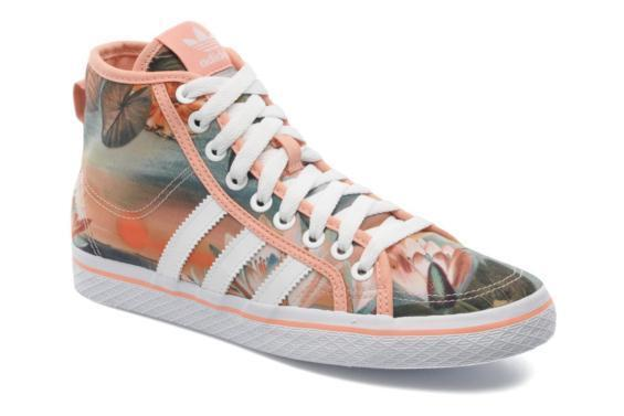 Originals Women's Farm Curso D'Agua Canvas Honey Mid Trainers   S25873