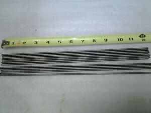 "Lot of 10 pieces Grade 5 Titanium Round Rod 3//32/"" diameter x 12/"" long 6al4v"