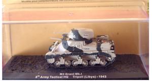 COMBAT TANK CARRO ARMATO M3 Grant Mk.I Tripoli Libya 1943 n.14