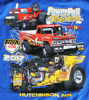 Holman Bros Ntpa Miller Tire 4wd Chevy Pick Up Truck Pulling T-shrit 2017