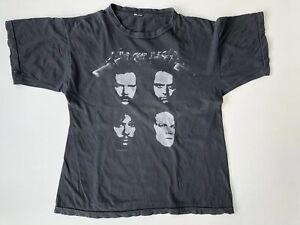 Metallica-Shirt-Tour-1991-Vintage-Europe