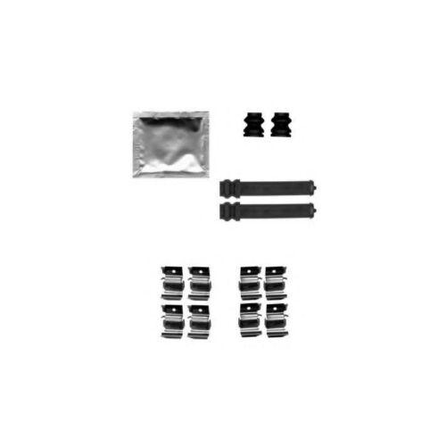 Si Adatta MITSUBISHI GRANDIS 2.4 ORIGINALI Mintex Anteriore Pastiglie Dei Freni Kit di montaggio