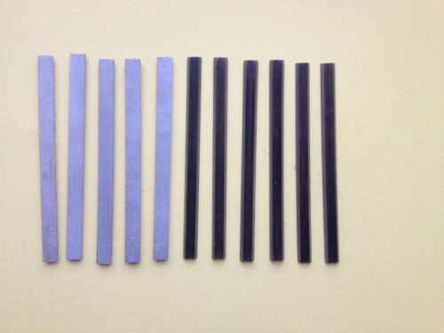 10 X PLANER BLADES Suit FOR BD710 DN710 DN720 BD711BD713 BD725 KW713 KW725