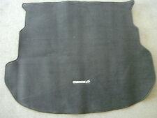 Mazda 6 5 door black cargo area floor mat