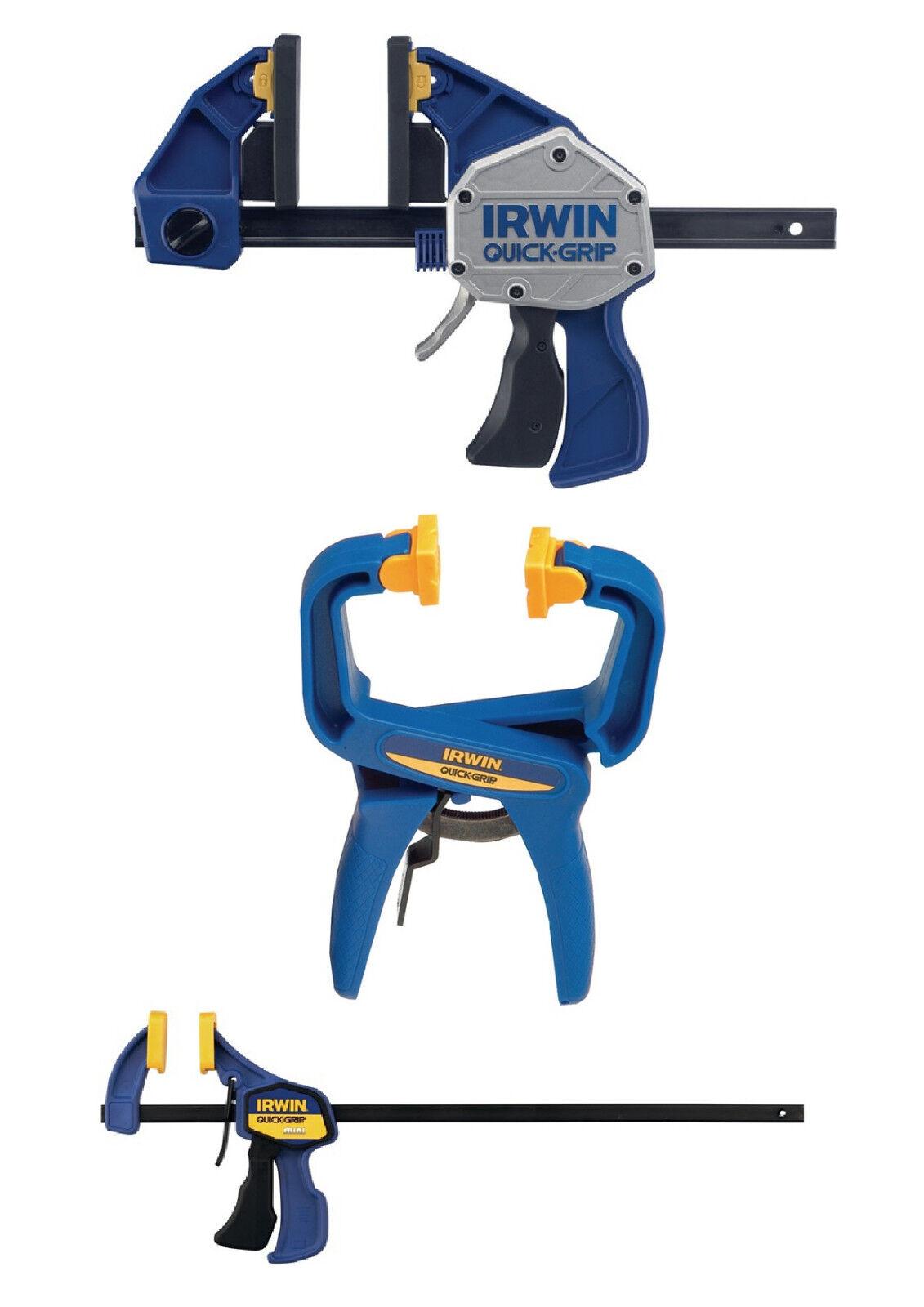 IRWIN 1826578 Klemmbacken Mini passend zu Einhandzwinge Mini
