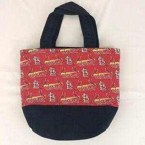 Image Is Loading St Louis Cardinals Handbag Purse Tote Mlb Baseball