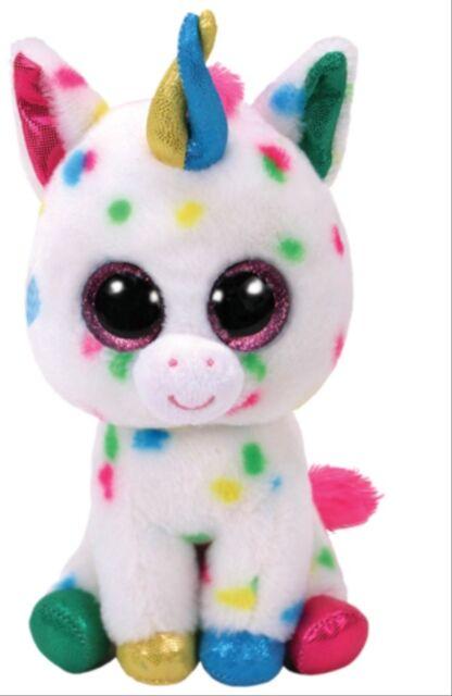 Neue Ty-Beanie-Babys 15cm günstig kaufen Ty Beanie Boos 7136158 Fantasia Einhorn Stofftiere & Kuscheltiere