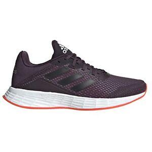 Adidas Duramo SL Femme Running Fitness Sneaker Chaussure Violet/Noir/Blanc