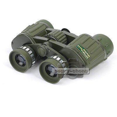 Seeker 8X42 Green Film Zoom Durable Waterproof Binoculars Telescope