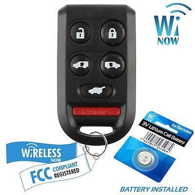 Car Key Fob Keyless Remote For 2005 2006 2007 2008 2009 2010 Honda ...