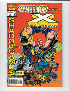 Spider-Man-X-Factor-1-May-1994-Marvel-Comic-130958D-4