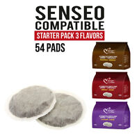 Ebay.com deals on 54 Pods Senseo compatible Italian Coffee Pads