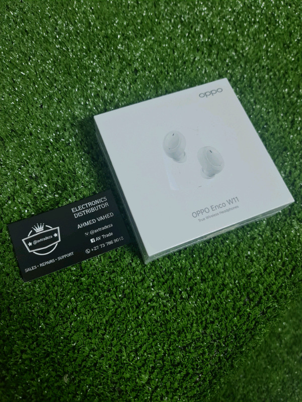 Oppo Enco W11 Headset New