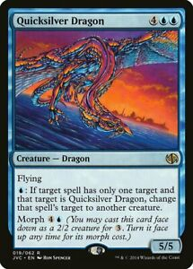 Jace vs Chandra NM Blue Common MAGIC CARD ABUGames Daze Duel Decks Anthology