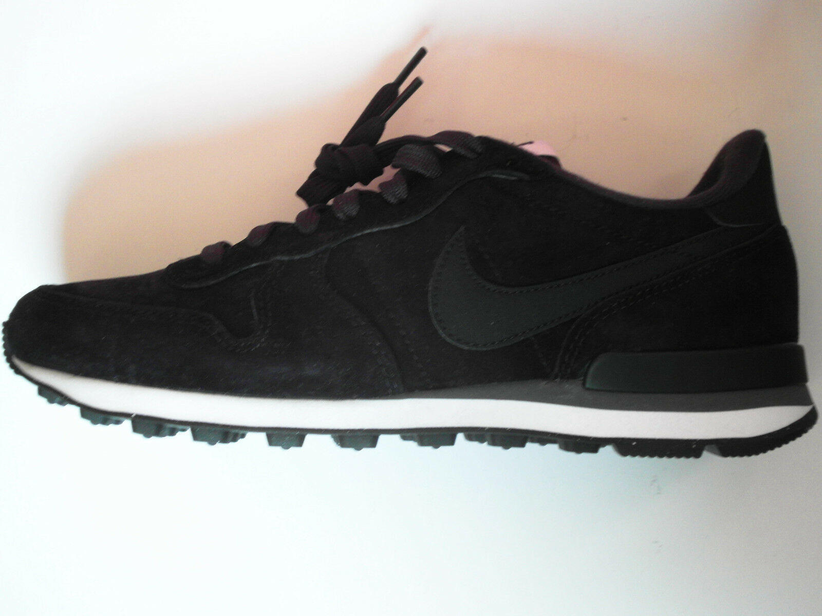 Nike Internationalist Leather Schuhe Größe EUR 41 UK UK UK 7, US 8, 26cm, Schwarz 348ee6