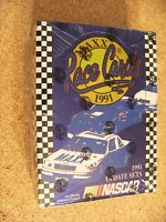 Nascar 1991 Maxx Race Cards Factory Sealed Box Of 12 Update Sets