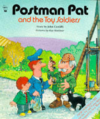 Postman Pat and the Toy Soldiers (Postman Pat Activity Books & Packs), Cunliffe,