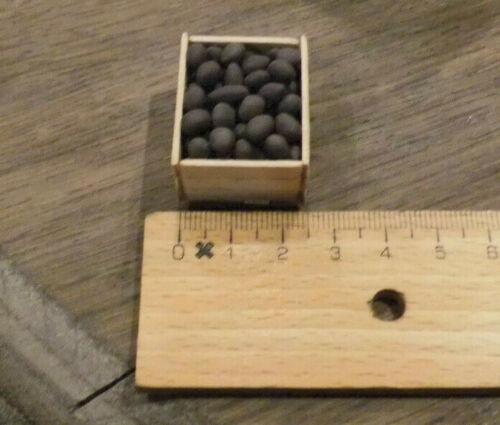 passt zu LGB Spur G 2 Kartoffel-Kisten Ladegut G-Scale Gemüse Kartoffeln