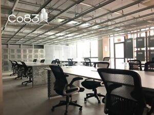 Renta - Oficina Amueblada - Ejercito Nacional - 341 m2 - Piso 3
