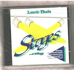 LAURIE-THAIN-Stages-a-trilogy-Canadian-Country-1992-CD