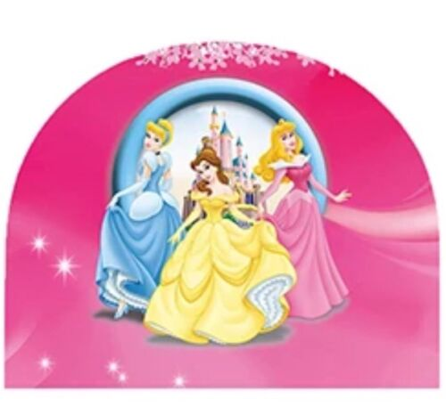 New Girls Kids Swimming Cap Princess Belle Beauty And The Beast Small Cinderella