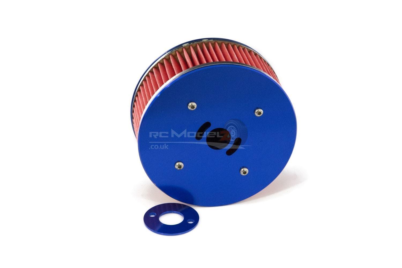 QL RACING AIRFILTER Blu per King Motor X2 & LOSI 5ive-T