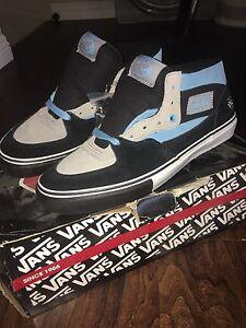 Vans Half Cab Pro x 50.50 Skateshop Blue Sz 10 Supreme Syndicate Wtaps