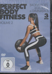 Perfect-Body-Fitness-Volume-2-Backmuscles-Legs-Buns-amp-Gymnastics-3-DVD-NEU