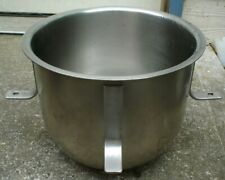 Stainless Steel 12 Qt Mixing Bowl 5922 For Commercial Mixer Hobart