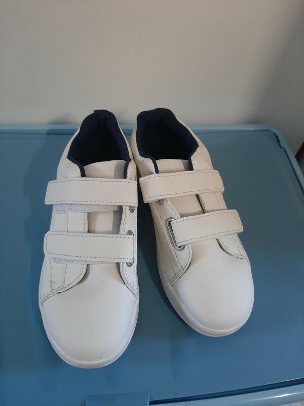 Kinderschuhe Sneaker Turnschuhe Weiß Neu Gr. 32 Jungen Mädchen