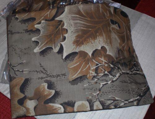 Advantage Camo Standard pillow sham-Kimlor Mills-New~Hunting-Bedr
