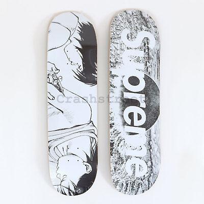 Supreme FW17 Akira Skateboard Deck (Set of 2) logo box cap camp