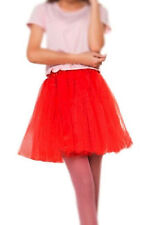 "NEW 17"" Adult Teen 3 Layer Tutu Skirt Princess Costume Ballet Party Dance Easter"