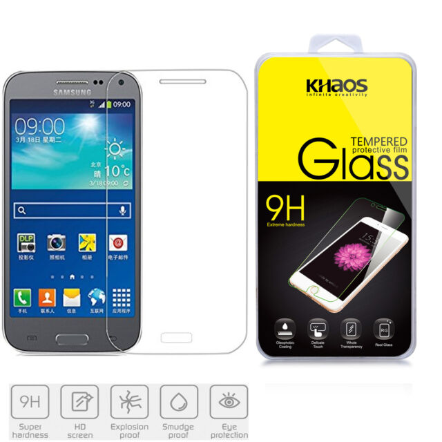 KHAOS For Samsung Galaxy Beam 2 G3858 HD Tempered Glass Screen Protector