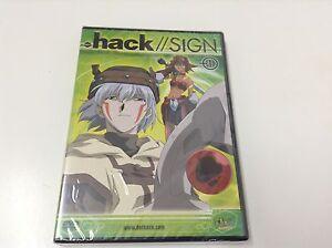 DVD-ANIMACIoN-MANGA-HACK-SIGN-HACK-SIGN-VOLUMEN-1-Pal-Espana-Paypal