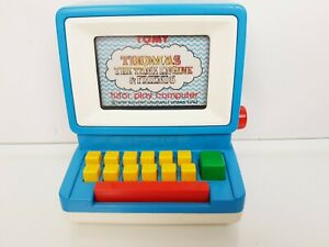 Vintage-Toy-TOMY-Thomas-The-Tank-Engine-amp-Friends-Tutor-Play-Computer